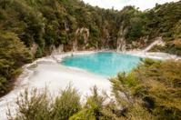 Inferno Crater, Waimangu Volcanic Valley, New Zealand