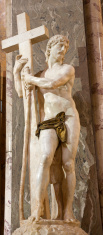 Michelangelo - Christ statue from Rome