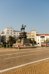 Monument of  Alexander II