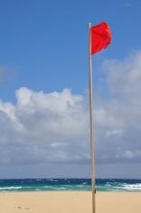Rote Fahne - Baden Verboten