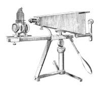 Early Optical Microscope | Antique Scientific Laboratory Equipme