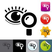 Optometry icon | solicosi series