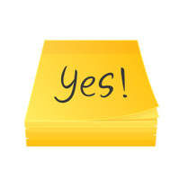 Sticky Note icon | Fantasticon series