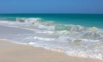 Caribbean Sea. Playa los Cocos. Cayo Largo.