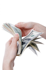 Counting Money Stock Photos - FreeImages com