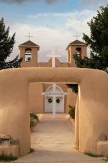 St. Francis of Assisi Church--Ranchos de Taos