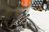 M197 gatling cannon