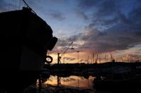 London harbour, Jersey.