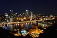 Pittsburgh at Night