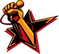 rock star fist