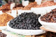 Arabian Spice Market Dried Fruits Marrakesh Medina Morocco