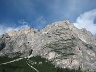 Mountain's peak