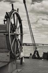 Tall Ship's Helm