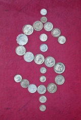 coin dollar sign