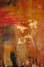 Gold Wash Abstract