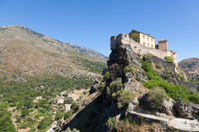 Corte Rock in Corse, France