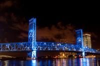 Blue Bridge in Jacksonville Florida