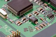 Electronic Circuit Board #1