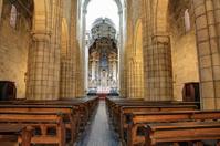 Igreja dos Grilos church interior