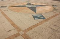 Sidewalk Compass