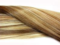 shiny hair wave