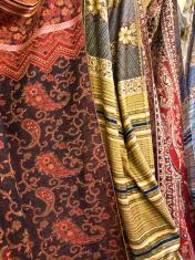 Moroccan scarfs