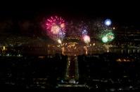 Australia Canberra Fireworks