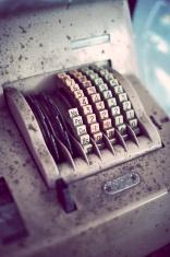 Old classic Cash Register