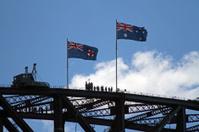 Sydney Harbour Bridge's Top