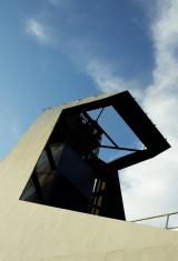 abstract ships chimney