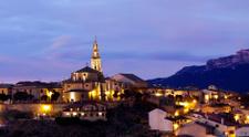Spanish village (Briones,La Rioja-Spain)