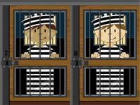 Prisoners in Jail Cells