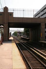 Commuter Train Tracks