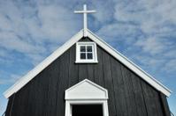 Wooden church, Iceland