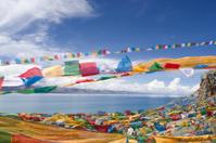 Prayer Flags and Namtso Lak