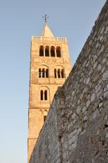 Church tower Rab