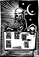 Gypsy Tarot Card Reading A
