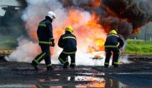 Firefighter education.