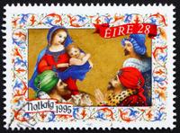Adoration of the Magi, Christmas