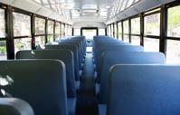 Empty school bus