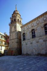 Orthodox church in Zakynthos island