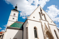 St Mark's Church- Zagreb