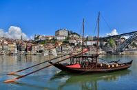Porto in the morning, Portugal