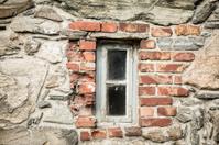 Rock Wall with Window