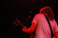 Red Guitarist