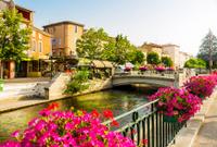 L'Isle-sur-la-Sorgue - Provence, France