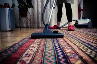 Run before you get vacuumed