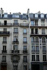 typical paris architecture