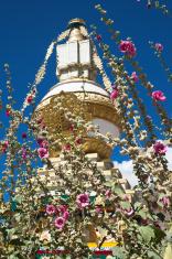 Stupa in Tabo Monastery