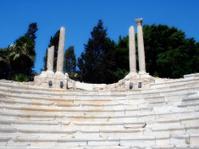 Old roman steps.